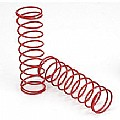LOSA5456 - Team losi Mola traseira 15mm SPrings 3.1' x 2.5 Rate, Red: 8B