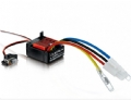 HK81500 - Hobbywing Quicrun 60A 2S-3S Waterproof Brushed ESC for 1/10