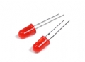 HD5MMRED - HELIDIRECT LED 5mm Red (170-0)