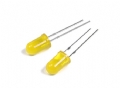 HD5MMYELLW - HEDIRECT LED 5mm AMARELO (173-0)