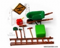 PH16053 - Phoenix - Hobby Gear Landscaping Set (1:24 Scale) 16053