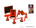 PH16058 - Phoenix - Hobby Gear Road Signs (1:24 Scale) 16058