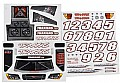TRAX5813 - Traxxas Decal Sheet Slash