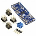 ADAP815B - ADAFRUIT EVAL BOARD 16CH 12BIT PWM PCA9685 16, Non-Isolated Output LED Driver Evaluation Board