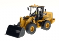 DM85228 - Diecast Masters miniatura de metal CAT 938K Pá Carregadeira Caterpillar Wheel Loader 1:50