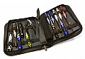 INT-C26094 - INTEGY 16pcs Competition Tool Set w/ Carrying Bag for 1/8 & 1/10 Size Monster Truck