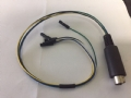 EMAXX-CABORC - EMAXX CABO RC transmitter trainer port cable FTDI adapter cable TTL cable
