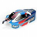 LOSB8035 - TEAM LOSI carroceria PINTADA 810 Painted Body with Stickers