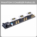 ETPH3PLATE - Etech Multi Battery Rapid Charger Adapter Plate for DJI Phantom 3