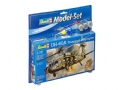 REV64940 - Revell Germany Kit p/ montar Model Set - UH-60A Transport Helicopter - 1/72