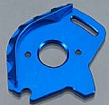 INT-T8587-BL - Integy Motor Plate Blue 1/10 Stampede 4x4/Slash 4x4