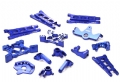 INT-T8595-BL - Integy T2 Conversion Kit 1/10 Blue Stampede 4x4/slash 4x4