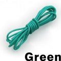 HD1303-28-GRE - HELIDIRECT CABO ELETRICO DE SILICONE 28 AWG VERDE (1m)