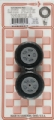 "DAVE5817 - Dave Brown RODA Treaded Lectra Lite Flite Wheel 1-3/4"" (2)"