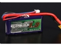 TURN11902 - Turnigy BATERIA nano-tech 1300mAh 2S 25 ~ 50C Lipo