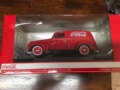 MOTORMAXX365913 - MOTORMAXX miniatura de metal 1/24 1940-Ford-Sedan-Delivery-COKE-Coca-Cola-Model-Car-Collectible