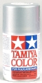TAMR86041 - Tamiya PS-41 Polycarb Spray Bright Silver 3 oz