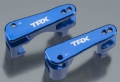 TRAX6832X - Traxxas Caster Blocks Aluminum Left & Right Slash 4X4