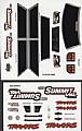 TRAX7213 - Traxxas Decal Sheets 1/16 Summit VXL
