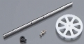 TRAX6342 - Traxxas Main Gear Upper/Main Shaft Outer DR-1