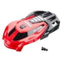 TRAX6611 - Traxxas Canopy Red/Screws Alias