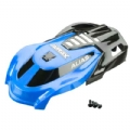 TRAX6612 - Traxxas Canopy Blue/Screws Alias
