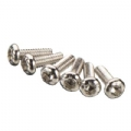 TRAX6643 - Traxxas Screws 1.6x5mm BCS Hex Alias (6)