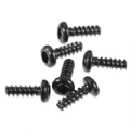 TRAX6644 - Traxxas Screws 1.6x5mm BCS Self-Tapping Alias