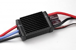 ALIGN Brushless ESC Cooler Plate K10476A - Apply for RCE-BL60G/70G/75G/100G Brushless ESC