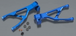 Integy Alloy Rear Lower Arm Blue 1/16 E-Revo VXL,SUMMIT VLX