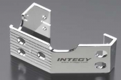 Integy Alloy Servo Guard Silver Slash 2WD