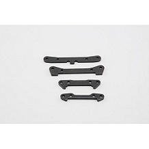 TEAM LOSI Pivot Pin Mount Set, Steel (4): 10-T